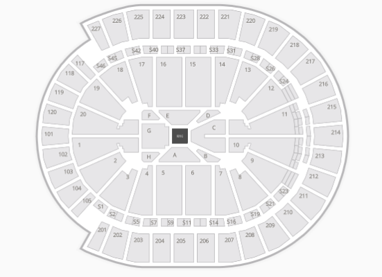 t mobile seatgeek seating chart